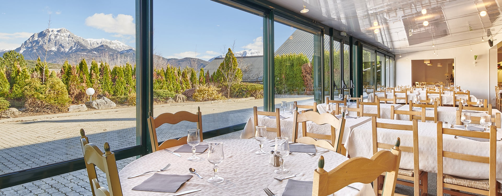 Restaurant Horizons du Lac